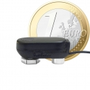 Micro Minisender/Abhör-Wanze mit 15 mW Ausgangsleitung