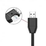 GSM-Abhörgerät getarnt in USB-Handy-Ladekabel. Globale Raumüberwachung via Handy-Netz. Weltweit einsetzbar zur Sprachüberwachung.
